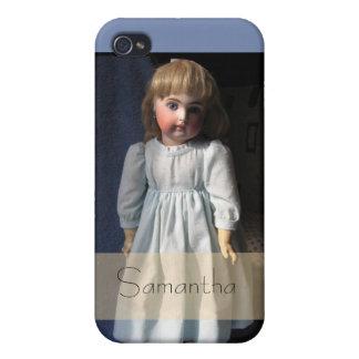 Belton Doll iPhone 4 Case - Customizable