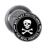 Beltway Pirates Pins