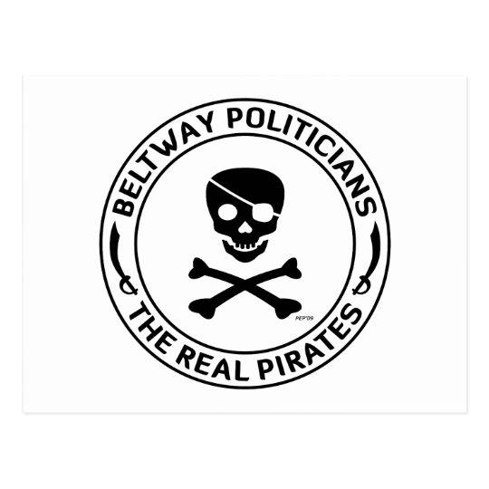 Beltway Pirates Postcard