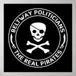 Beltway Pirates Print