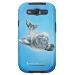 Beluga - caja de la galaxia S3 de Samsung Galaxy S3 Cobertura