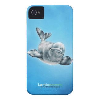 Beluga - caso de iPhone4 y de iPhone4S iPhone 4 Cobertura