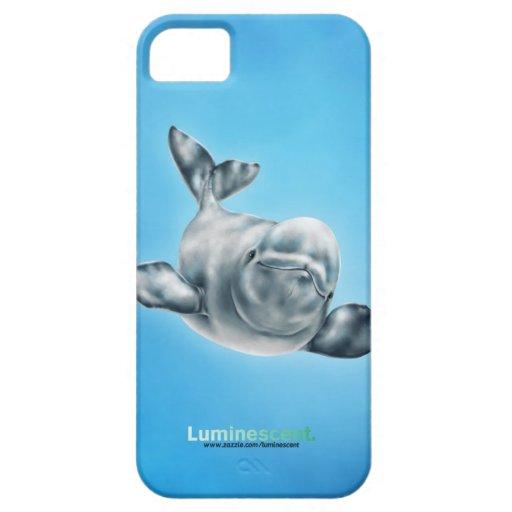 Beluga - caso iPhone5 iPhone 5 Case-Mate Cárcasa