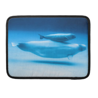Beluga Mother and Baby Sleeves For MacBook Pro