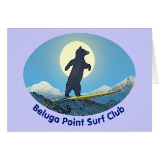 Beluga Point Surf Club Cards