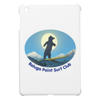 Beluga Point Surf Club Cover For The iPad Mini