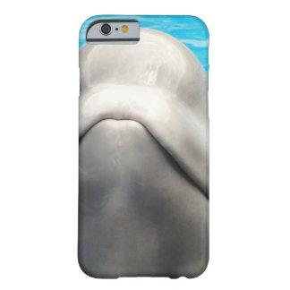 beluga-whale-1.jpg funda de iPhone 6 barely there