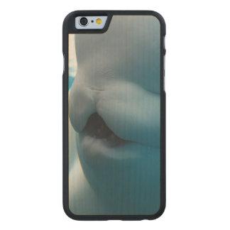 beluga-whale-27.jpg carved® maple iPhone 6 slim case