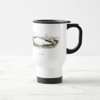 Beluga Whale #7 Travel Mug