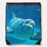 Beluga Whale Backpack