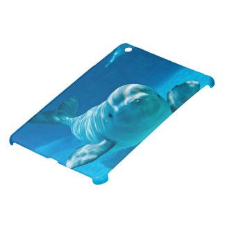 Beluga Whale Cover For The iPad Mini