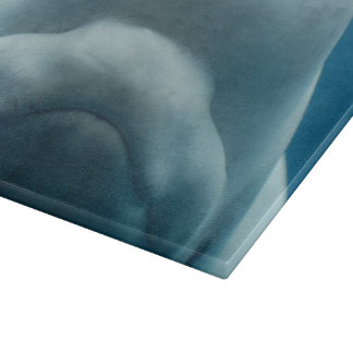 Beluga Whale Cutting Board