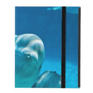 Beluga Whale iPad Case
