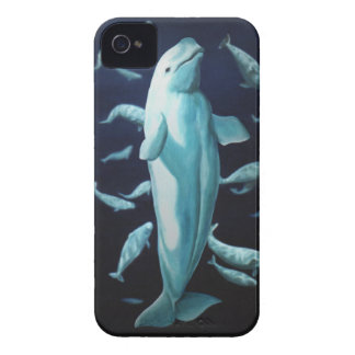 Beluga Whale iPhone4 Case Whale Smartphone Cases