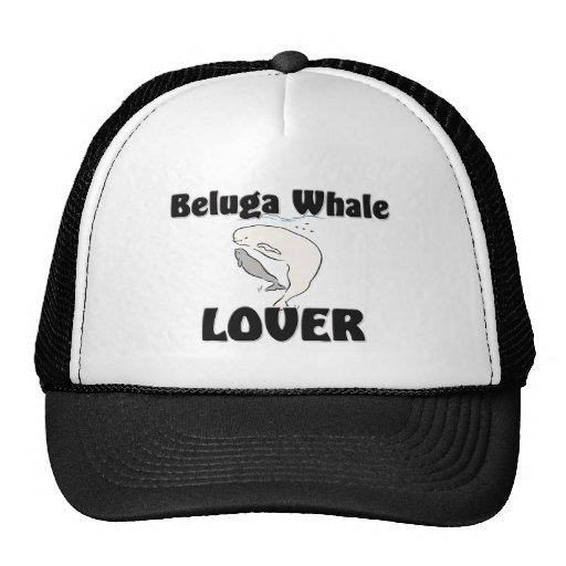 Beluga Whale Lover Trucker Hat