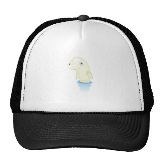 Beluga Whale - My Conservation Park Trucker Hat