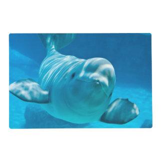 Beluga Whale Placemat