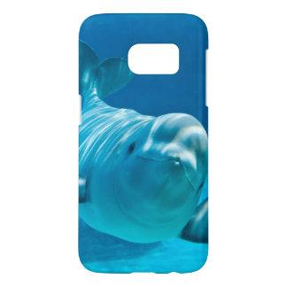 Beluga Whale Samsung Galaxy S7 Case