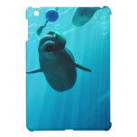 Beluga Whales iPad Mini Cover