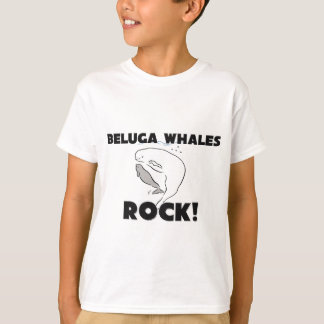 Beluga Whales Rock T-Shirt