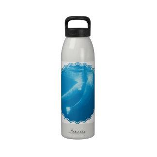 Beluga Whales Water Bottle