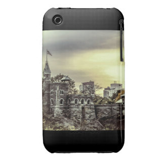 Belvedere Castle in Central Park, NYC Photo iPhone 3 Cover
