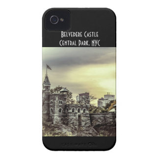 Belvedere Castle in Central Park, NYC Photo iPhone 4 Cases