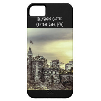 Belvedere Castle in Central Park, NYC Photo iPhone 5/5S Cases