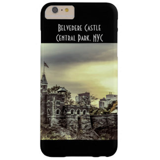 Belvedere Castle in Central Park, NYC Photo Barely There iPhone 6 Plus Case