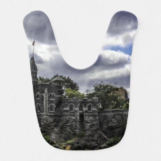 Belvedere Castle in Central Park, NYC Photo Bibs