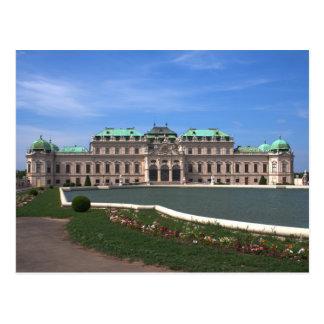 Belvedere de Oberes Tarjeta Postal