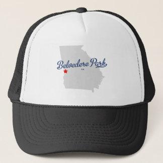 Belvedere Park Georgia GA Shirt Trucker Hat