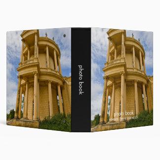 Belvedere Photo Book 3 Ring Binder