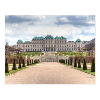 Belvedere Postcard