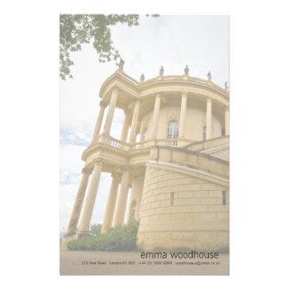 Belvedere Stationery Design