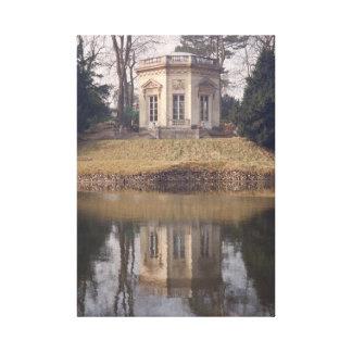 Belvedere Teahouse, Versailles, France Canvas Print