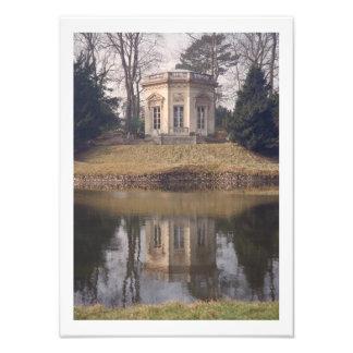 Belvedere Teahouse, Versailles France Photo Print