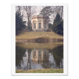 Belvedere Teahouse, Versailles, France Art Photo