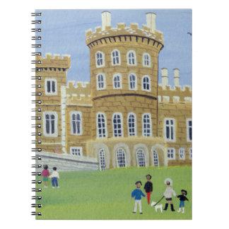 Belvoir Castle 1992 Notebook