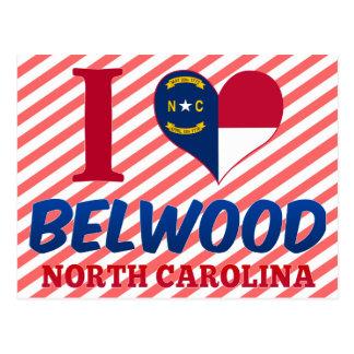 Belwood, North Carolina Postcard