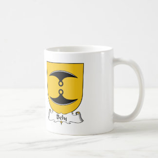 Bely Family Crest Coffee Mug
