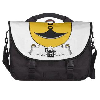 Bely Family Crest Laptop Messenger Bag