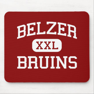 Belzer - Bruins - Middle - Indianapolis Indiana Mouse Pad