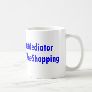 BeMediator ShoppingOnline Coffee Mug