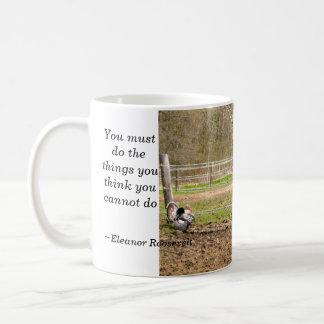 Ben and Friend Coffee Mug