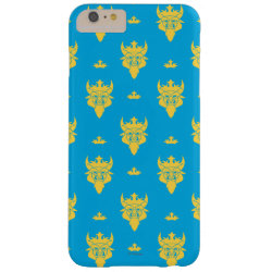 Case-Mate Barely There iPhone 6 Plus Case with Prince Ben Beast Royal Pattern design