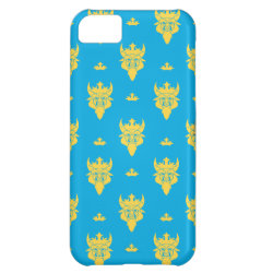 Case-Mate Barely There iPhone 5C Case with Prince Ben Beast Royal Pattern design