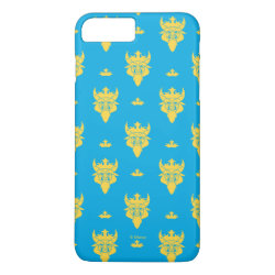 Case-Mate Tough iPhone 7 Plus Case with Prince Ben Beast Royal Pattern design