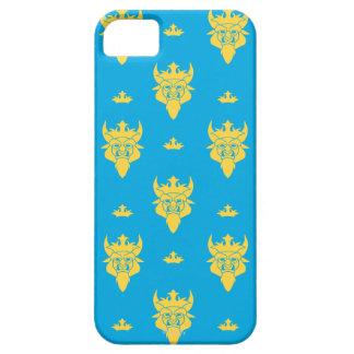 Ben Beast Head Pattern iPhone SE/5/5s Case