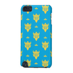 Case-Mate Barely There 5th Generation iPod Touch Case with Prince Ben Beast Royal Pattern design